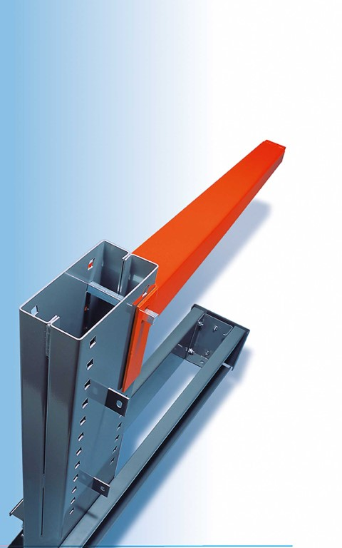 Accessories for cantilever racking