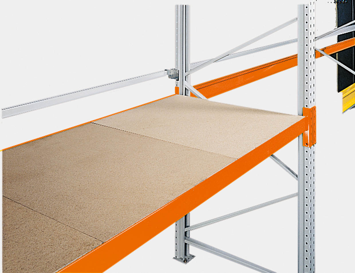 Accessories Multi Position Systems For Standard Pallet Racking