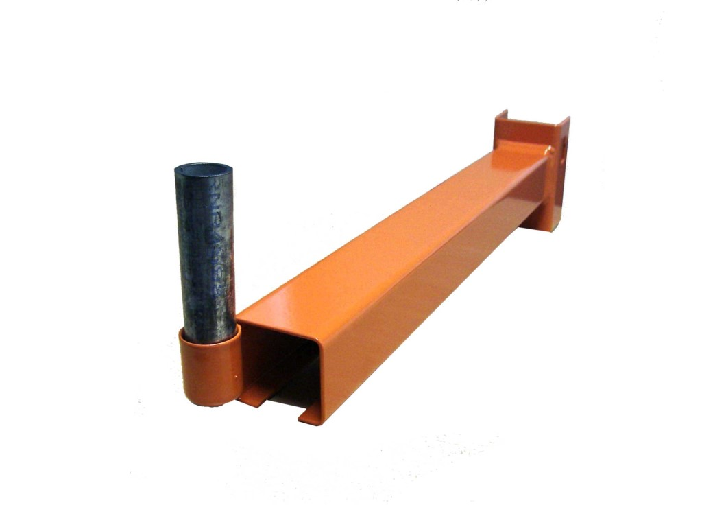 Accessories for medium-load cantilever racking