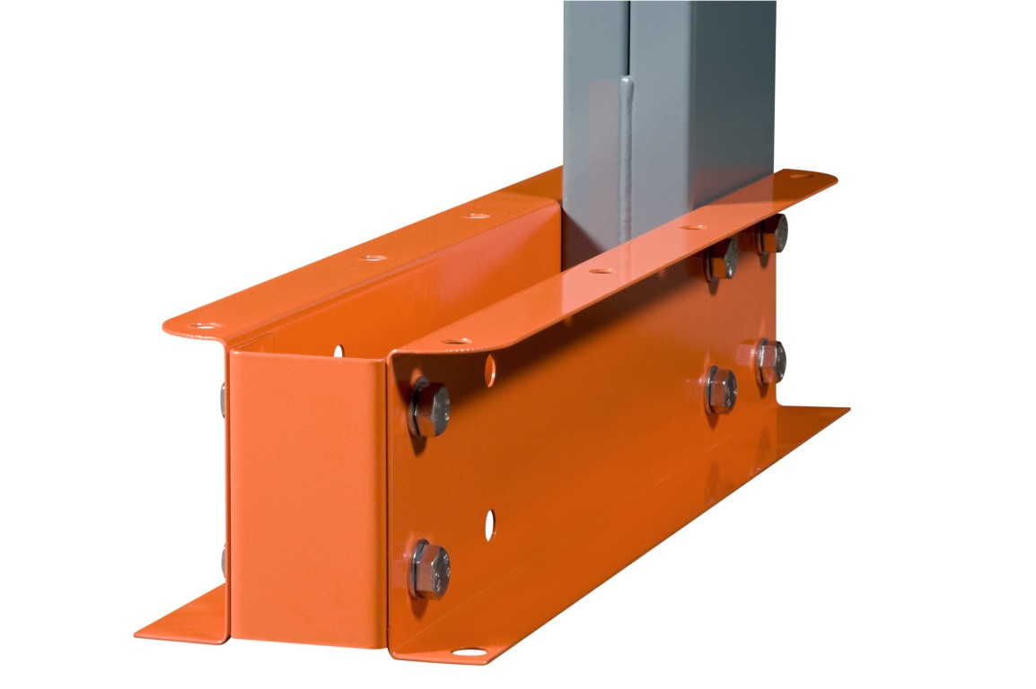 Cantilever racking accessories for base