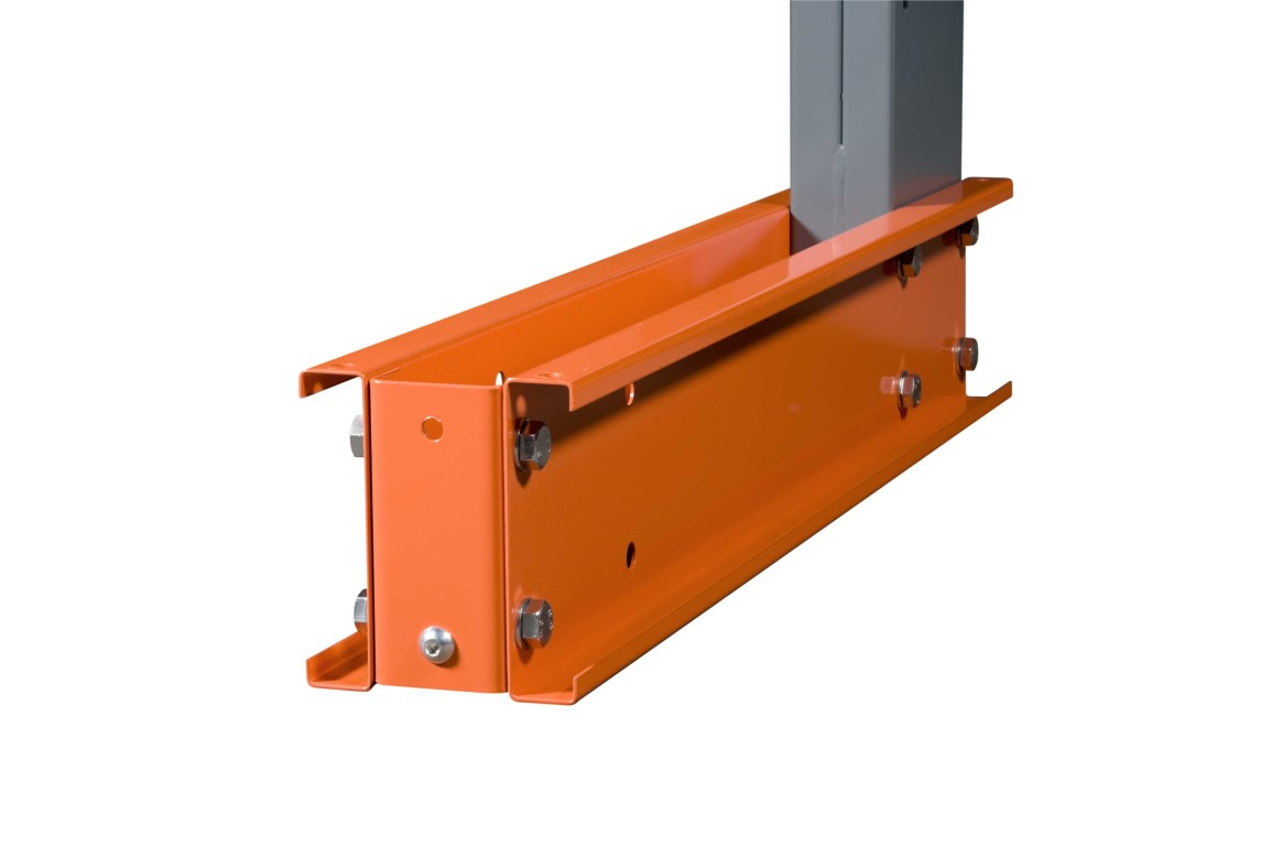 Accessories for cantilever racking with heavy loads type SM
