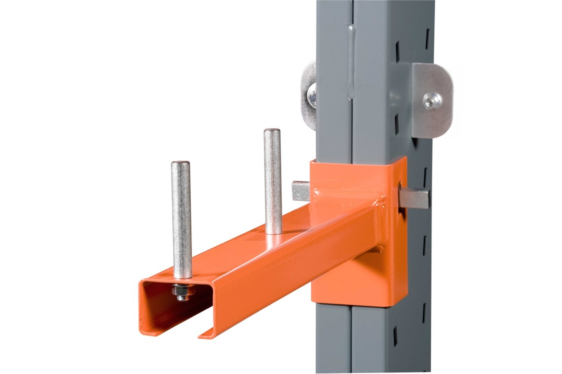 Cantilever arm accessories for medium loads
